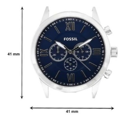 relógio fossil modelo bq2125 original - envio imediato