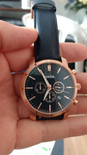 relógio fossil orginal novo