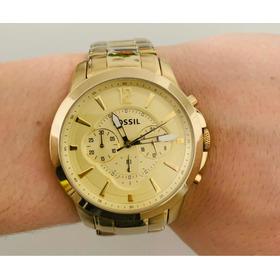 Relógio Fóssil Original Em Excelente Estado