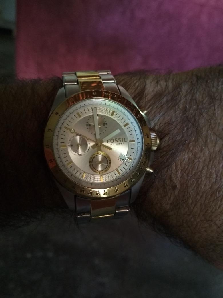 205ff8bed19 relógio fossil original todo novinho pra vender logo. Carregando zoom.