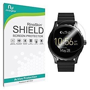 30e58283d03 Relógio Fóssil Q Marshall Smart Watch Novo Grátis Película - R ...