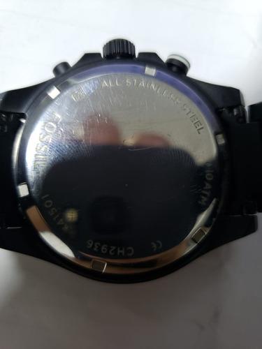 relogio fossil - ref: ch2936