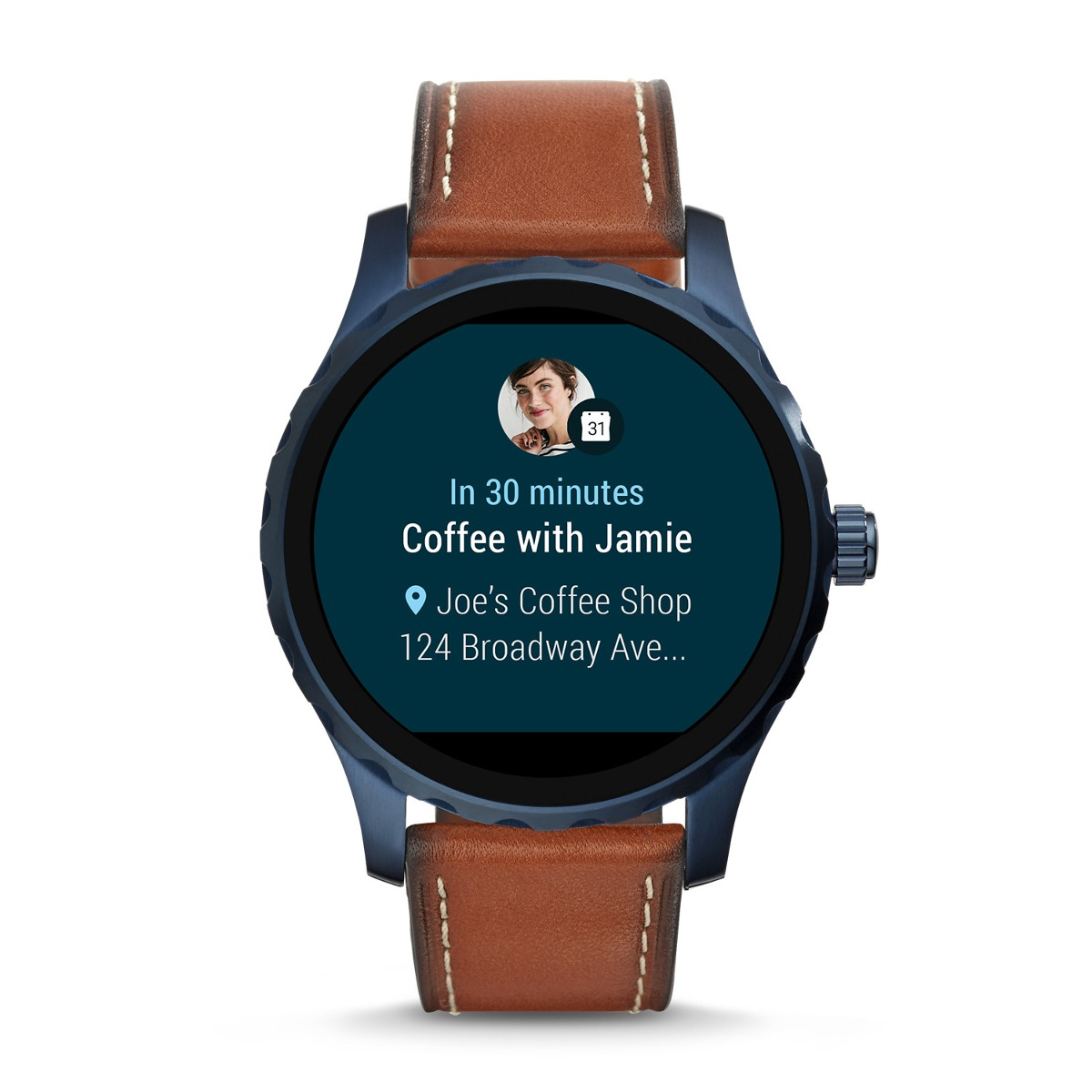 c59dce6a0d4 relógio fossil smartwatch q marshal - ftw2106 0mi. Carregando zoom.