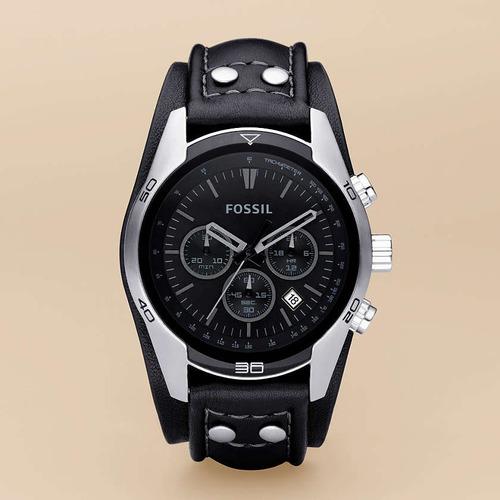 relógio fossil sport cuff ch2586