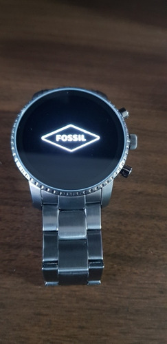 relógio fossil touchscreen watch dw6f - 1