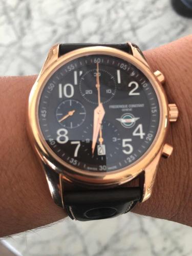 relógio frederique constant