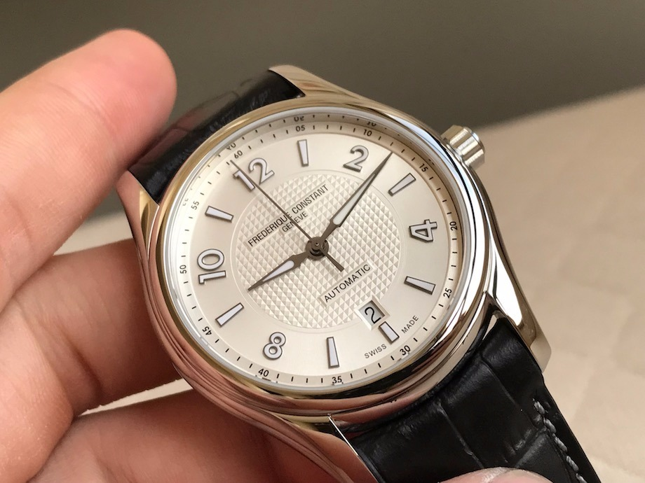f26d404979f Relógio Frederique Constant Runabout Automatic Limited Ed. - R  4.499