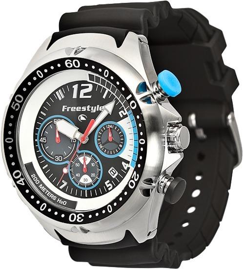 3c0978ebc86 Relógio Freestyle Hammerhead Chrono Xl 200 Mt H20 Promoção!! - R ...