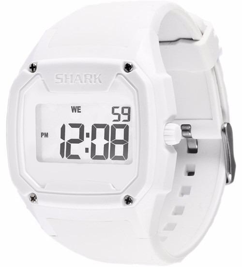 0514f094236 Relógio Freestyle Killer Shark - White Silicone - R  377