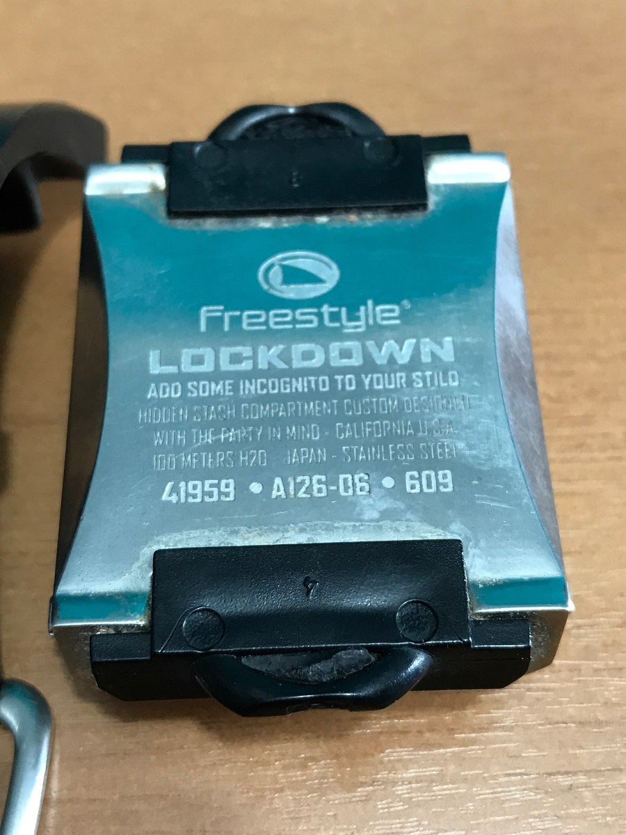 4ec2856f791 relogio freestyle lock down. Carregando zoom.