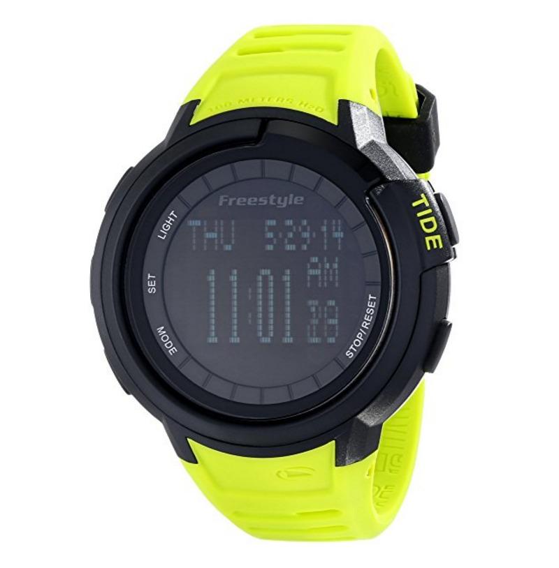 94101c90d49 relogio freestyle verde preto mariner tide - 103184. Carregando zoom.