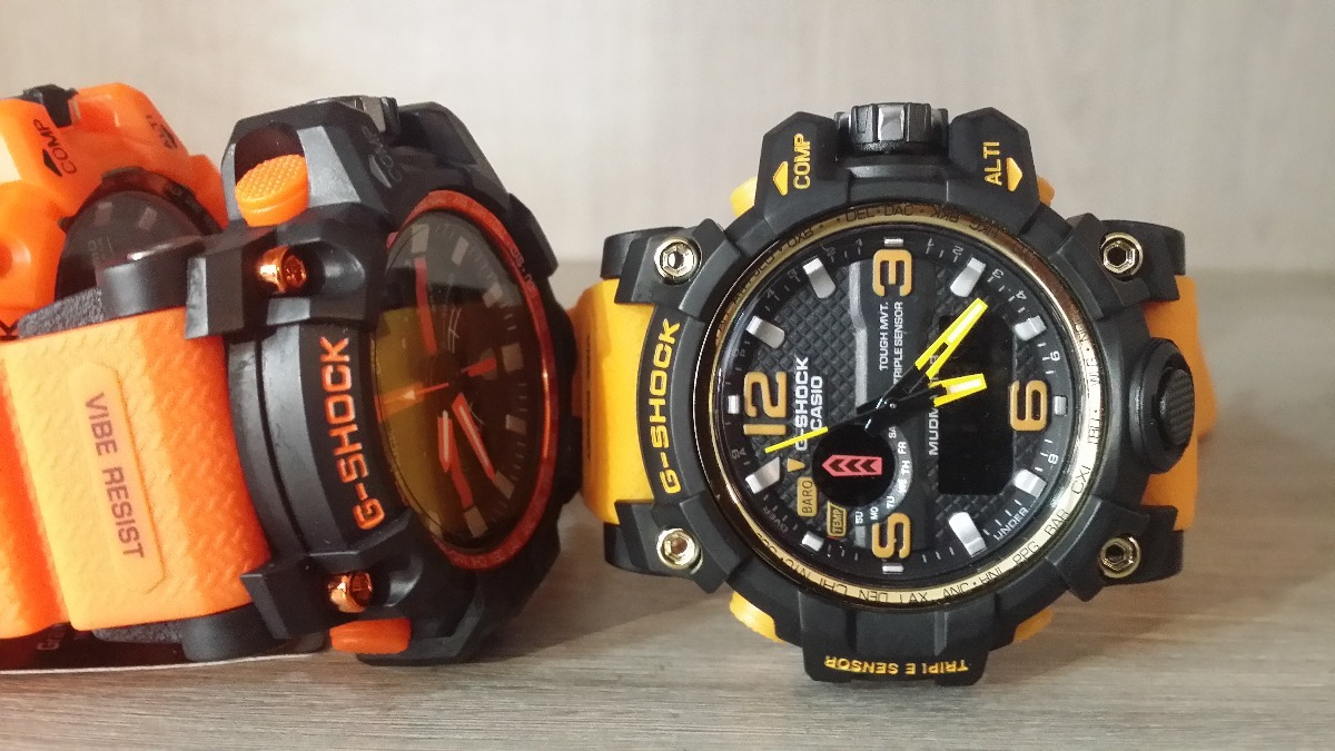 aa168c676b0 relógio g-shock 2018 prova d água display  digital analogico. Carregando  zoom.