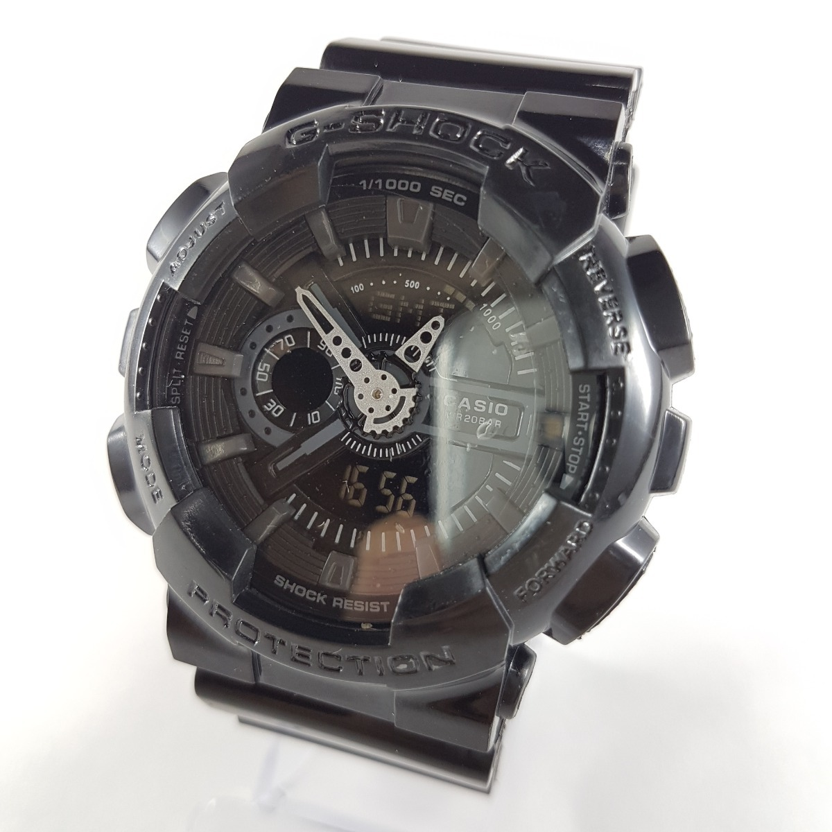 3f40405e14f relógio g shock automático à prova d água importado e caixa. Carregando  zoom.