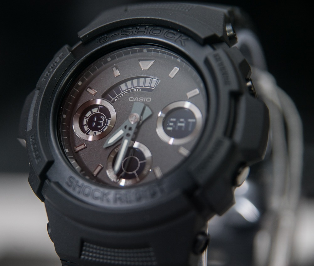 9c78b075a16 Relógio G-shock Aw-591bb Preto Original Caixa Pequena Aw591 - R  429 ...