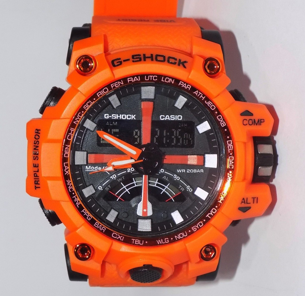 7fa3f4edc46 relógio g shock barato analógico digital masculino importado. Carregando  zoom.