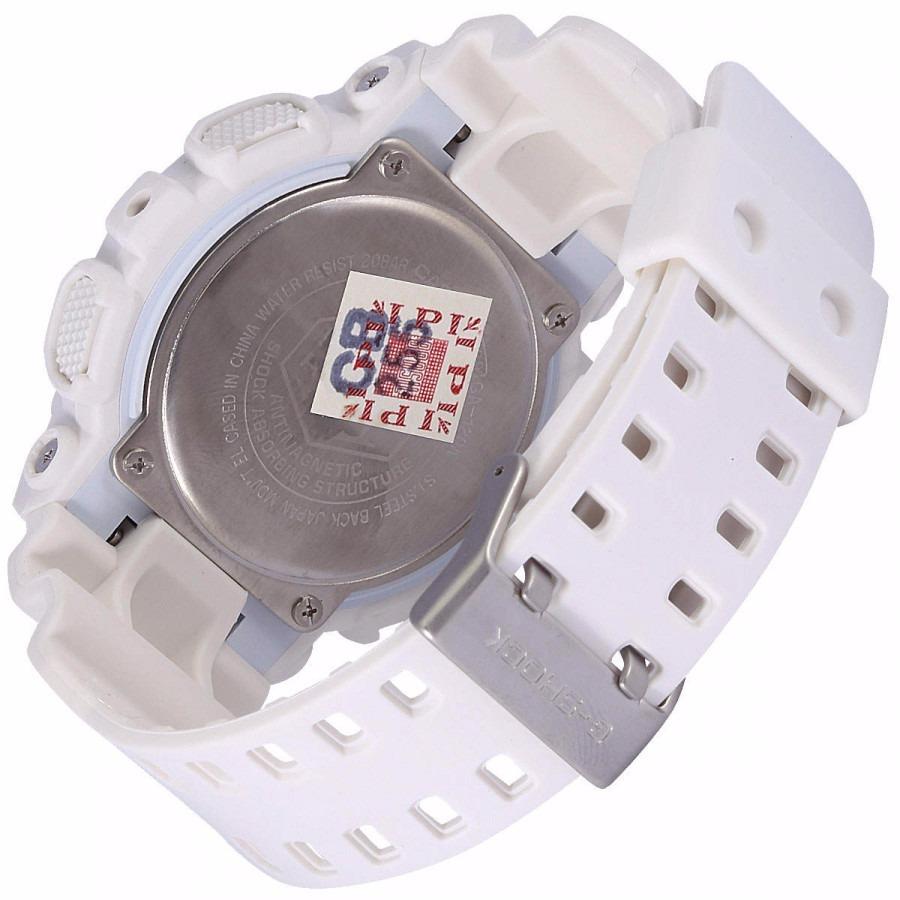 4e4a369522b relógio g shock branco casio ga120-a g-shock original. Carregando zoom.