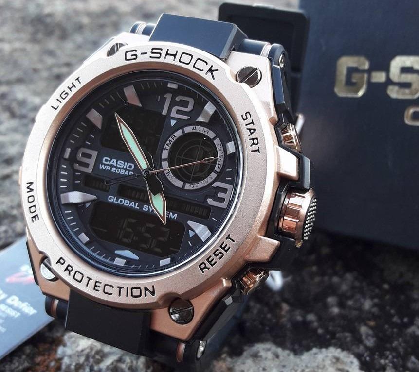 2cc543aadcb relogio g-shock casio gravity defier masculino oferta. Carregando zoom.