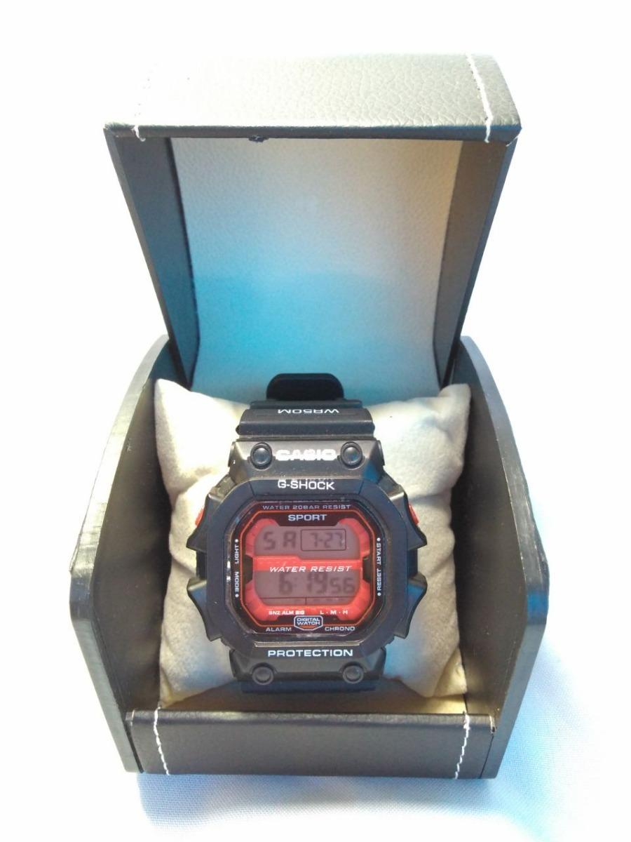 7375db62d42 relógio g-shock digital resistente quadrado importado. Carregando zoom.