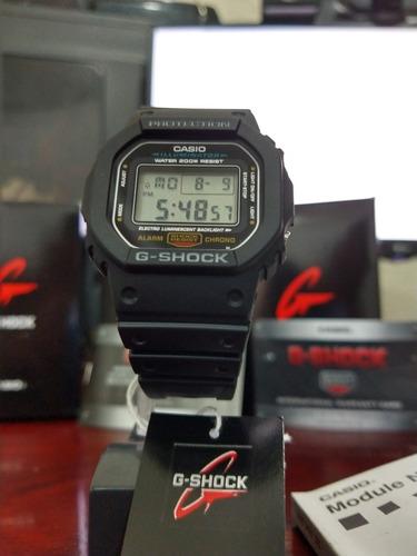 relógio g-shock dw-5600e-1vdf (((original e nf-e))) t