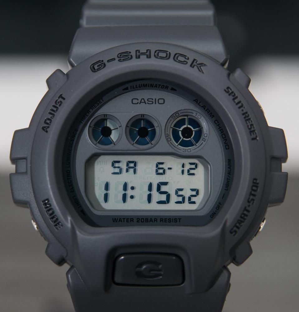 36c7280a542 relógio g-shock dw-6900lu-8 pulseira bicolor lançamento 2018. Carregando  zoom.