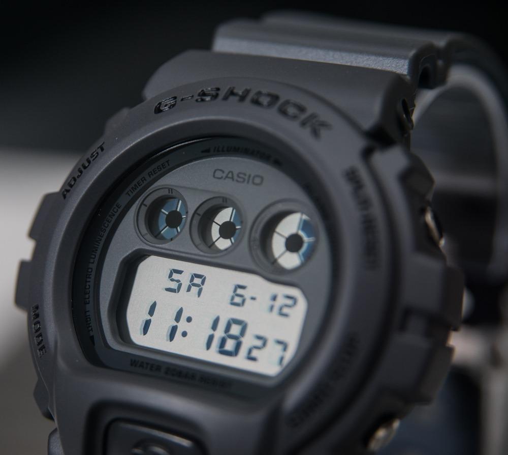 3ae0dc98118 relógio g-shock dw-6900lu-8 pulseira bicolor lançamento 2018. Carregando  zoom... 3