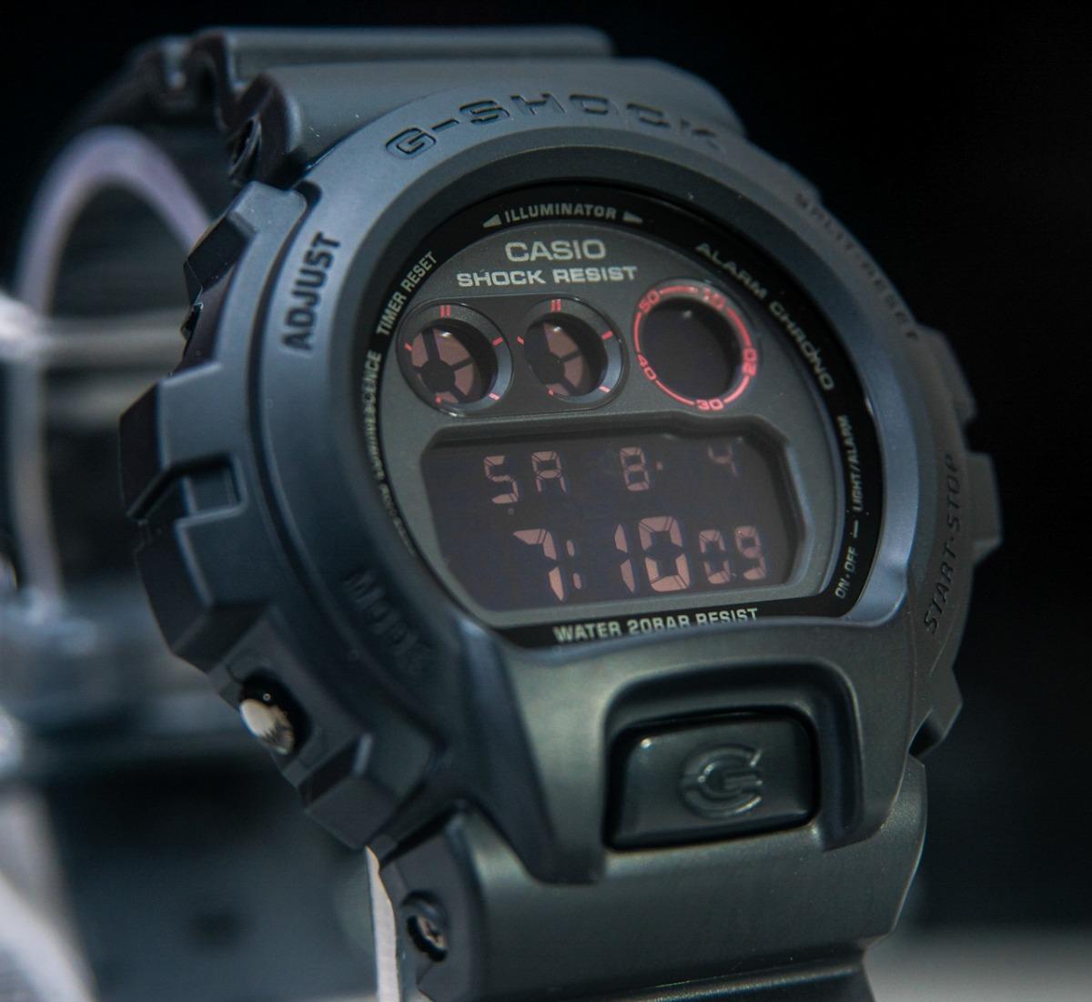 08ad83ba1 relógio g-shock dw-6900ms original preto com garantia. Carregando zoom.