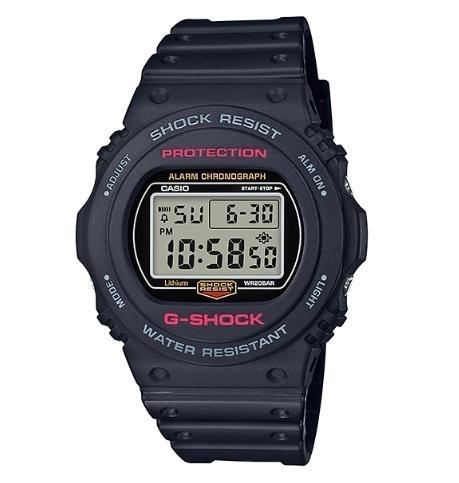 cb892d8cc Relógio G Shock Dw5750 1dr Original Nfe + Garantia Promoção - R ...