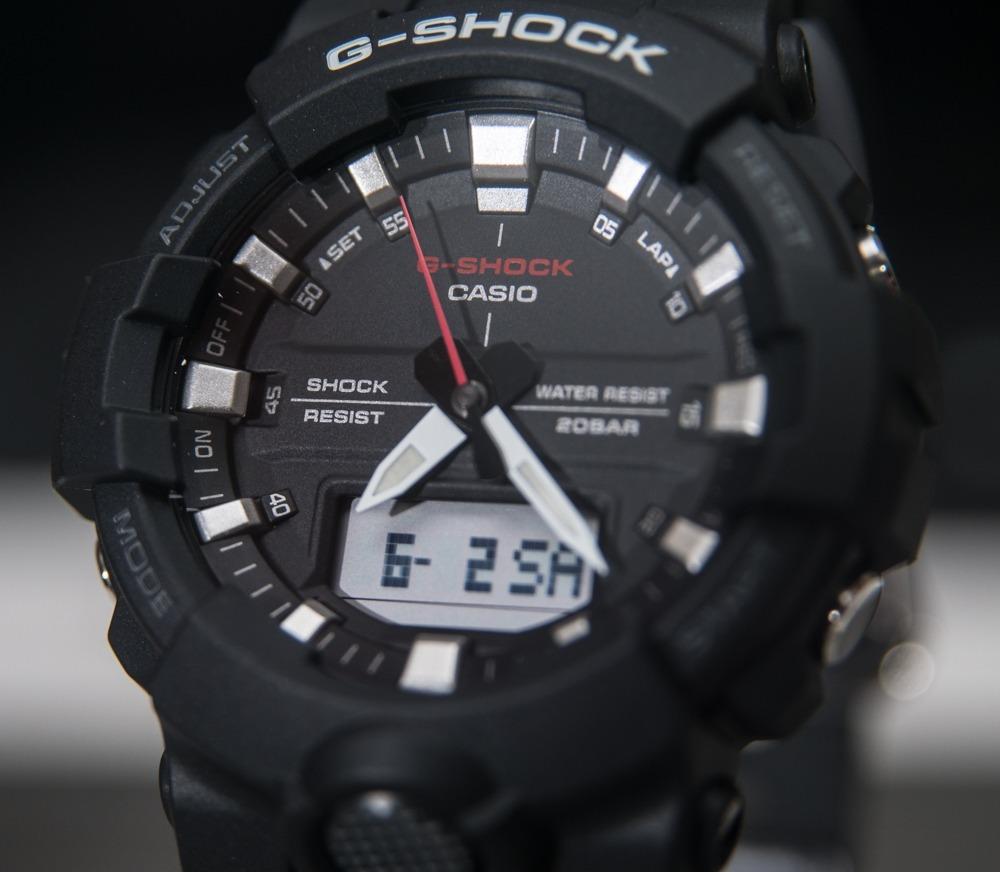 2ee0d5c6986 relógio g-shock ga-800-1a lançamento analógico digital ga800. Carregando  zoom.