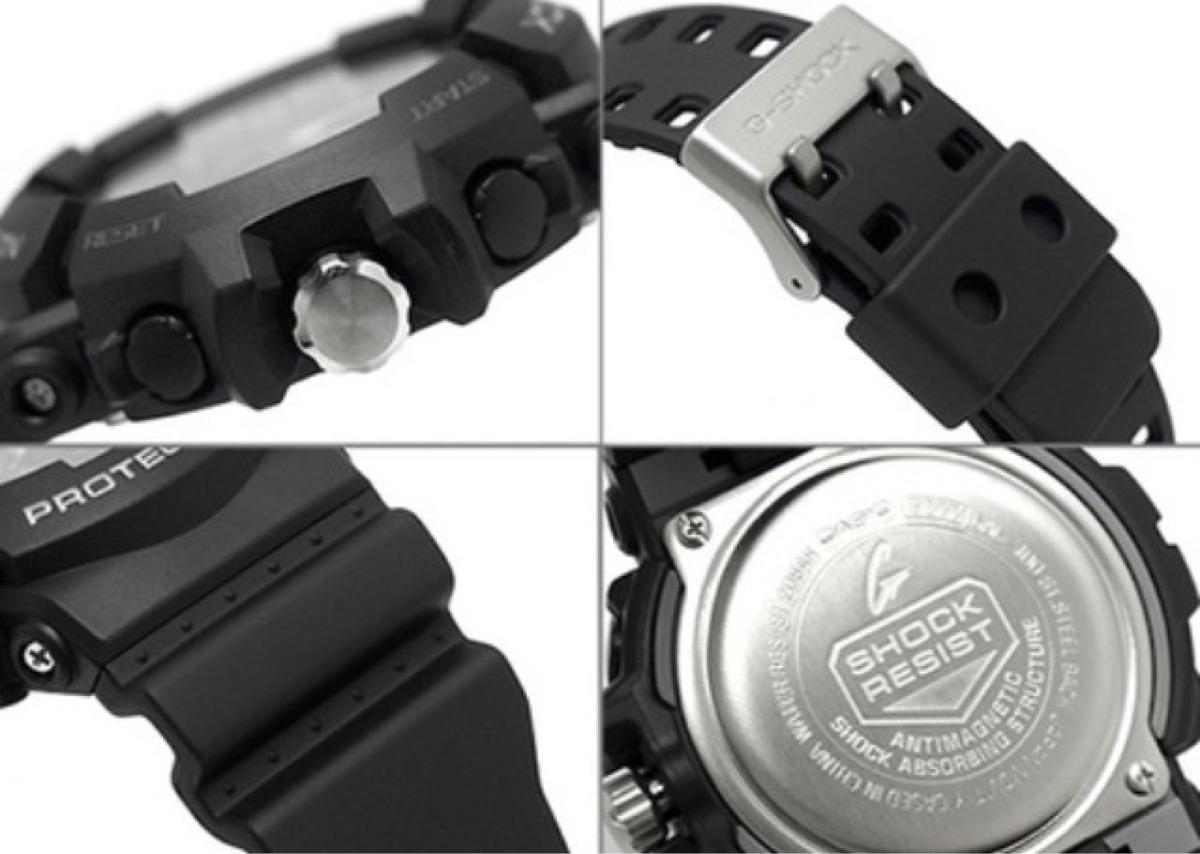 Relgio G Shock Gac 110 R 82490 Em Mercado Livre Casio 1adr