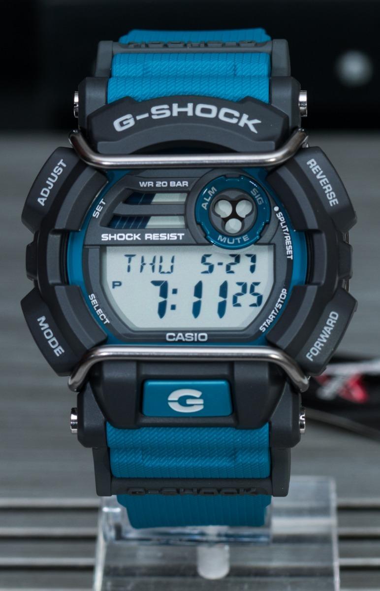 d647014447a relógio g-shock gd 400 gd 400 2dr azul novo original. Carregando zoom.