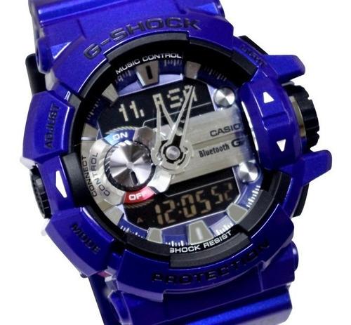 relógio g-shock g'mix gba-400-2adr original + sedex grátis
