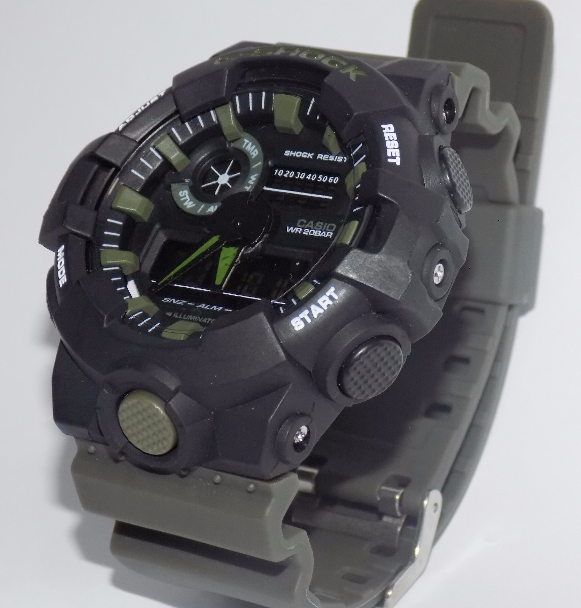 5a5463103df relógio g-shock importado masculino barato resistente a agua. Carregando  zoom.