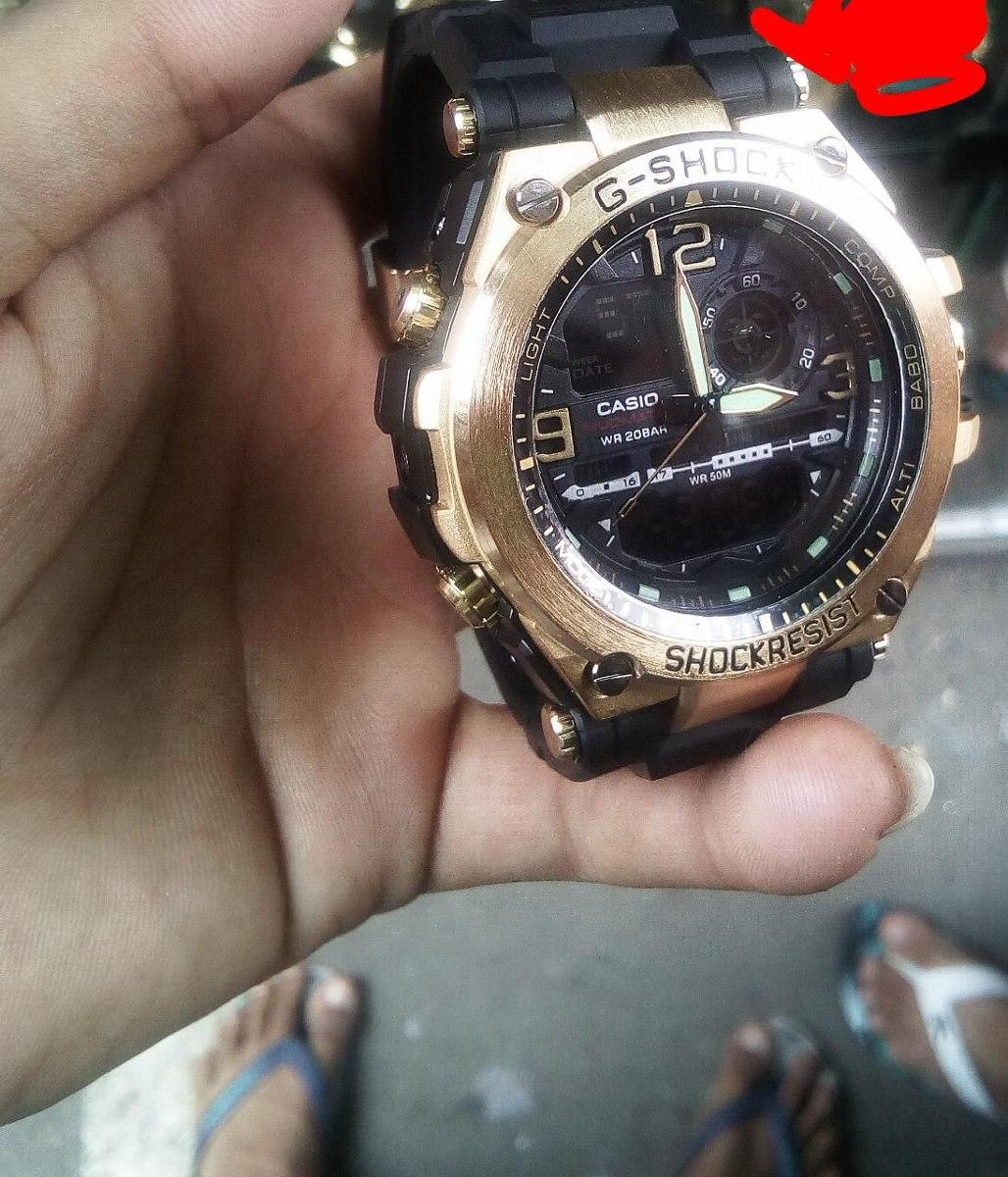 01021e60ffd relogio g-shock importado metalico prova d agua lançamento. Carregando zoom.