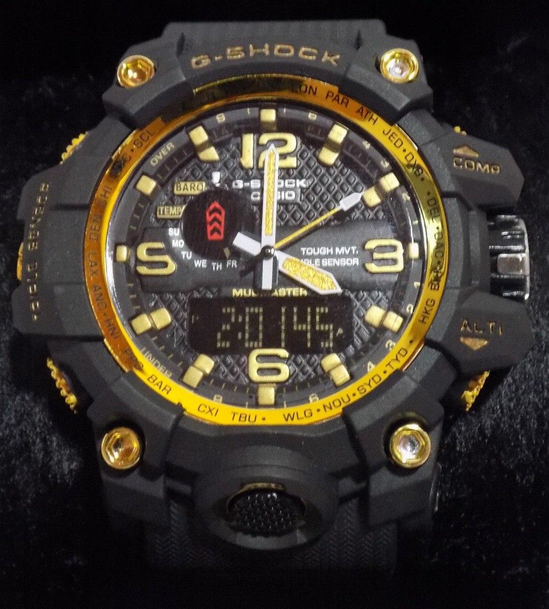 bc2fef84954 relógio g shock importado resistente a agua barato masculino. Carregando  zoom.