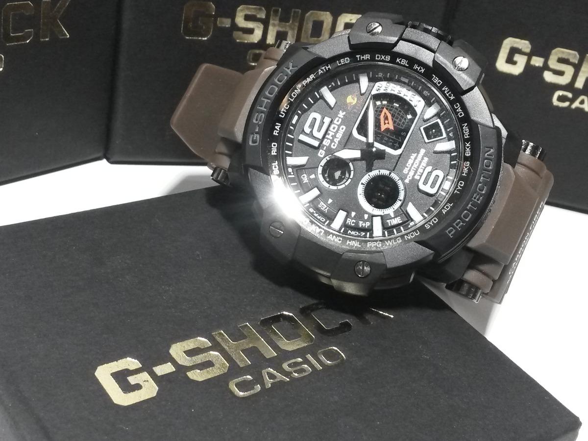57f14931b49 relógio g shock marrom com preto promoção frete grátis! Carregando zoom.