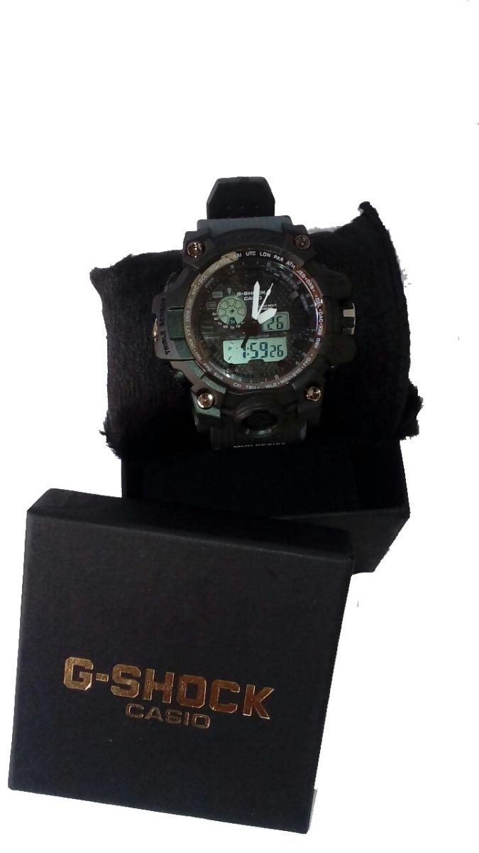 61bd3157bbf relógio g-shock masculino preto camuflado frete grátis! Carregando zoom.