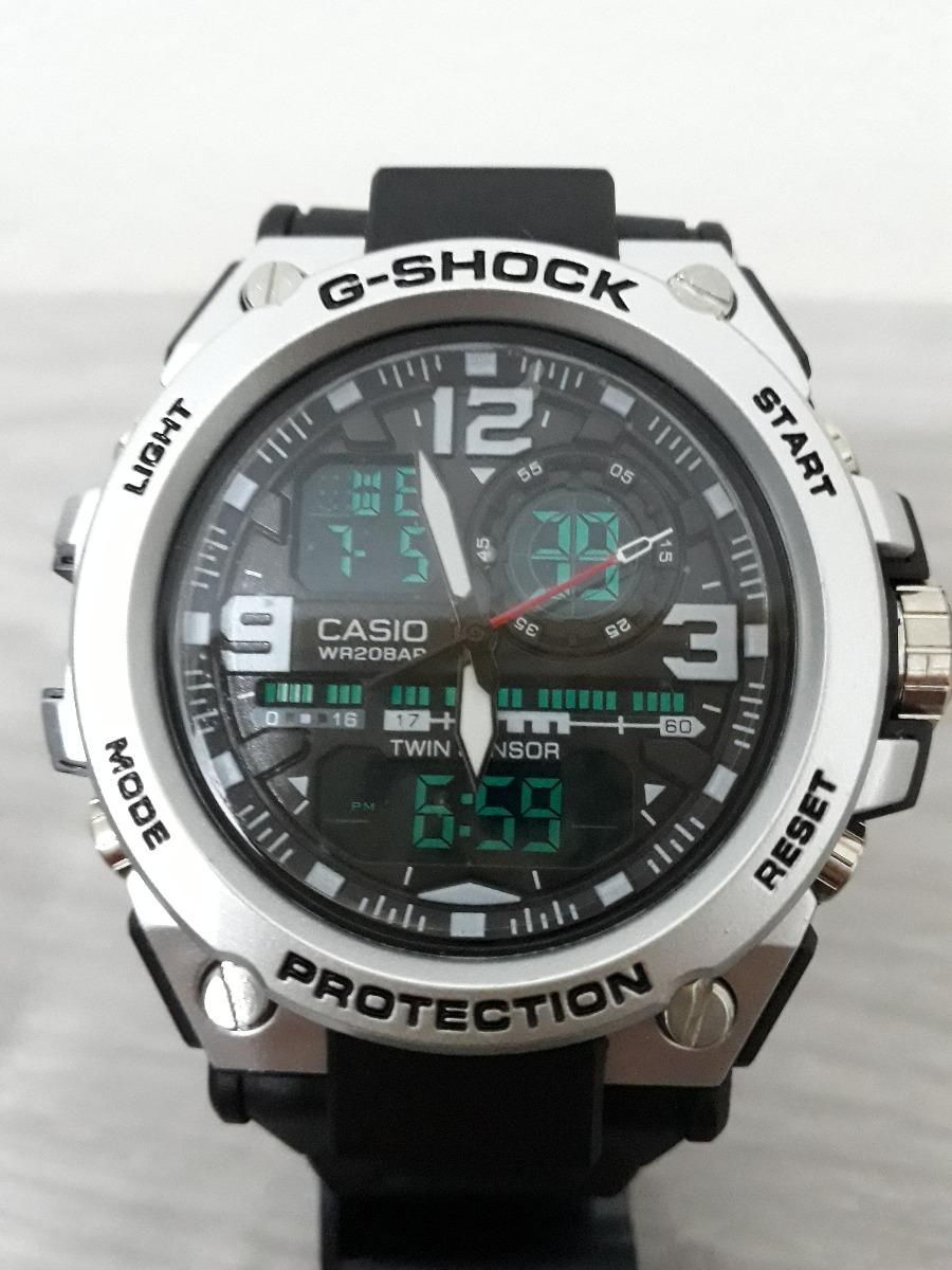 a5f40d7c3f2 relógio g shock metal barato prova d água promoção brind top. Carregando  zoom.
