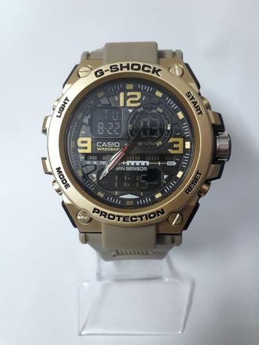 2d098f38662 Relógio G Shock Metal Barato Prova D água Promoção Vídeo Top - R  52 ...