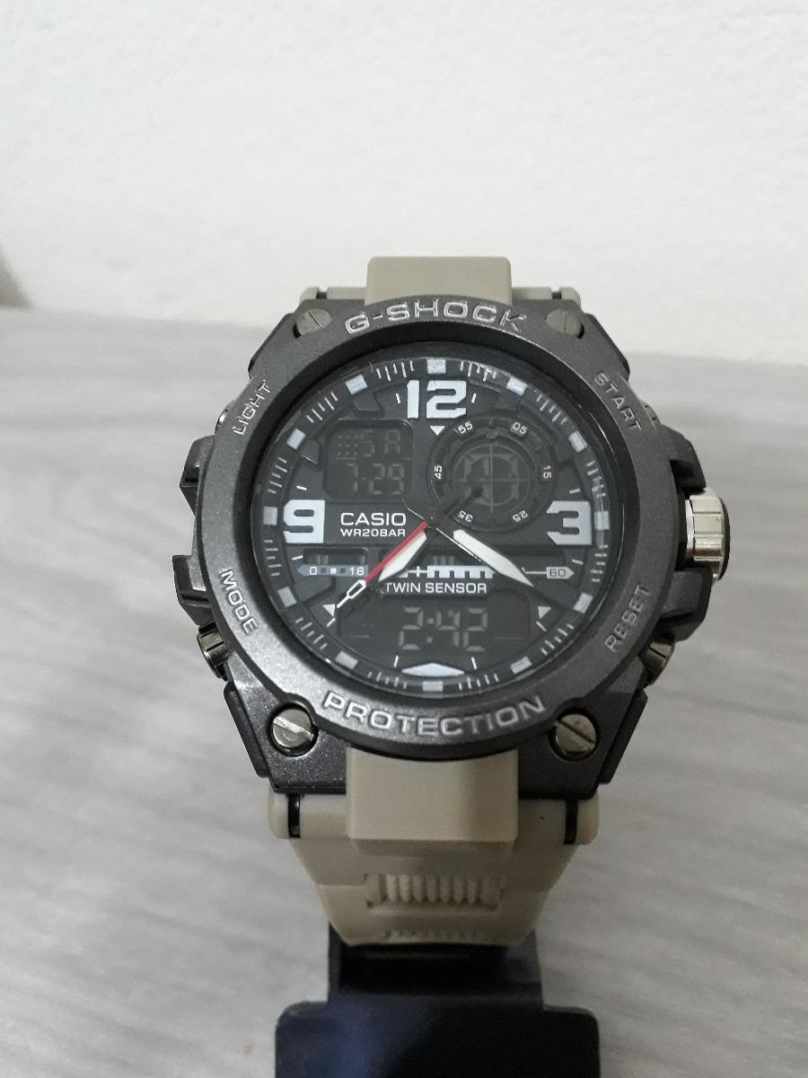 b8c7d38aaf9 relógio g shock metal barato prova d água promoção vídeo top. Carregando  zoom.