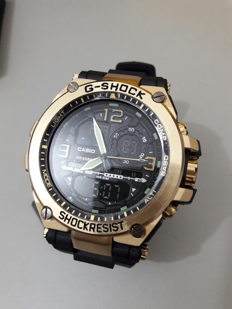 f2c2d42b191 relógio g-shock metal frete gratis. Carregando zoom.