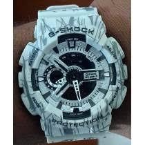 relógio g-shock militar tático camuflado + case g-shock