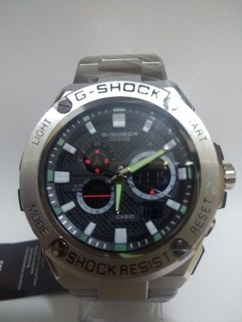 9c00e969056 relógio g-shock mudmaster dourado + brinde frete grátis !! Carregando zoom.