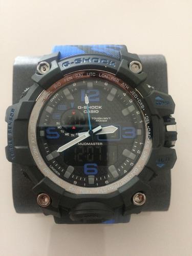 relógio g-shock mudmaster - à prova d`agua - frete gratis