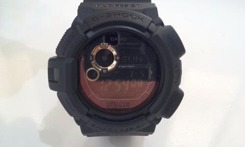 relógio  g shock mundman 20bar shock resist