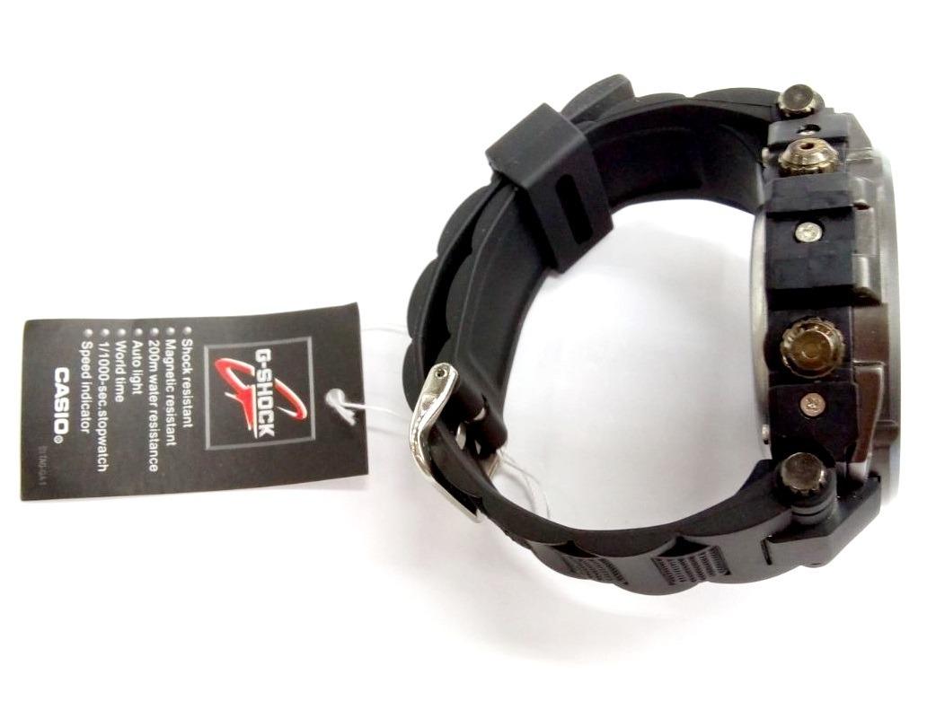 bd2772cda83 relógio g-shock preto c dourado resistente + frete grátis. Carregando zoom.