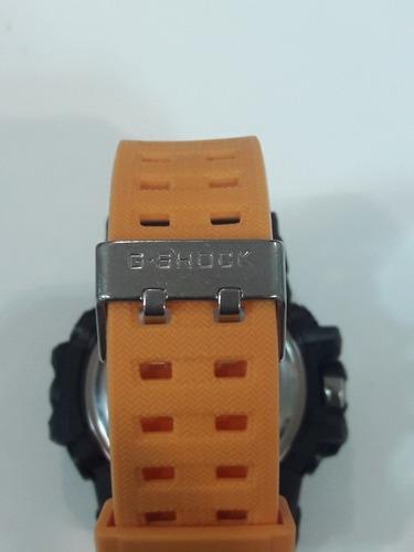 relógio g-shock à prova d'água