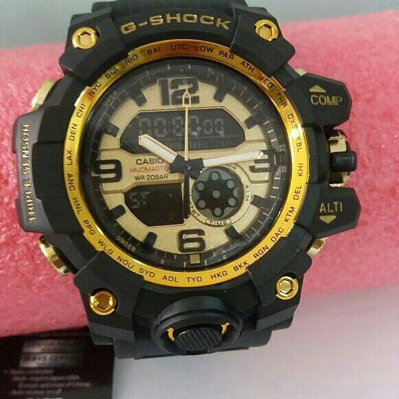 5d771394081 Relógio G-shock Prova D água Resistente Anti-choque - R  100