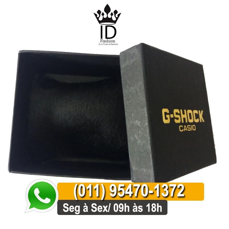 8b83c27bcbc Relogio G-shock Pulseira De Silicone Digital - Lançamento - R  120 ...