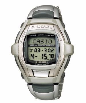 4a4d8d5d3a1 Relógio G Shock Raridade G Cool Gt 006 - R  490