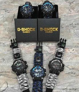 relógio g-shock sobrevivência com bússola.